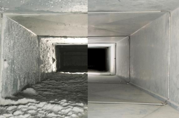 Чистка естественной вентиляции в квартире от компании Укрспецпроектсервис