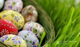 График работы на Пасху и майские праздники