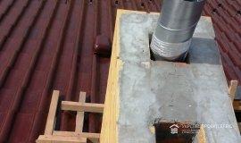 Гильзование (гильзовка) естественной вентиляции от компании Укрспецпроектсервис