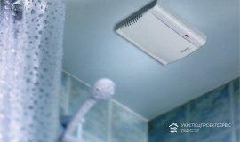 Вентиляция в ванной комнате от компании Укрспецпроектсервис
