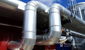 Монтаж вентиляции в промышленных помещениях от компании Укрспецпроектсервис