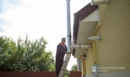 Проверка дымоходов от компании Укрспецпроектсервис