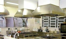 Вентиляционная система в кафе, ресторане от компании Укрспецпроектсервис