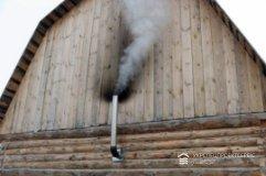 Ошибки установки дымоходов