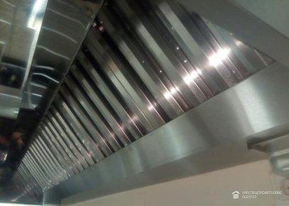 Чистка вентиляции от жира: наши клиенты в апреле