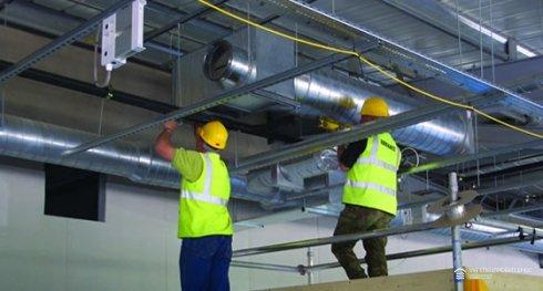 Подрядчик для монтажа системы вентиляции - как выбрать профессионала
