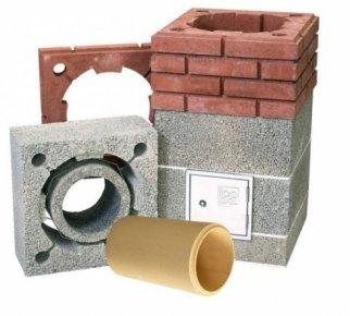 Преимущества и недостатки керамических дымоходов