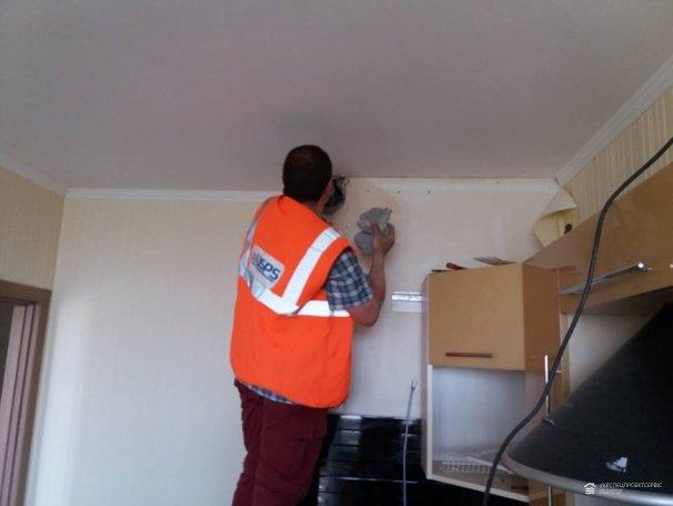 Диагностика и чистка вентиляционного канала от строительного мусора