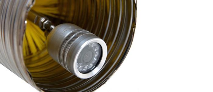 Видеодиагностика естественной вентиляции от компании Укрспецпроектсервис